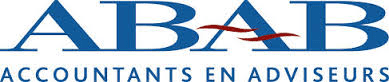 logo ABAB wit